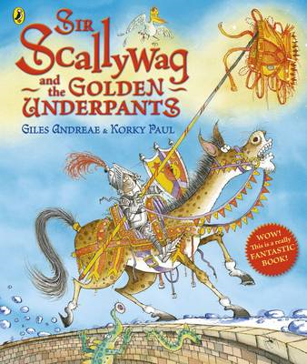 Sir Scallywag and the Golden Underpants (BOK)
