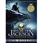 Percy Jackson: The Demigod Files (BOK)