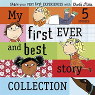 Produktbilde for Charlie and Lola: My First Ever and Best Story Collection (BOK)