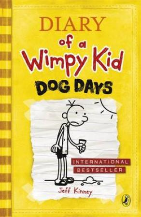 Dog Days (Diary of a Wimpy Kid book 4) (BOK)