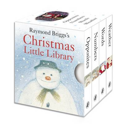 Raymond Briggs's Christmas Little Library (BOK)