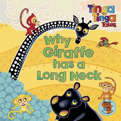 Why Giraffe Has a Long Neck (BOK)
