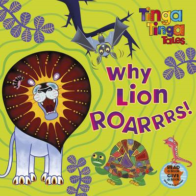 Why Lion Roarrrs! (BOK)