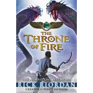 Throne of Fire (The Kane Chronicles Book 2) (BOK)
