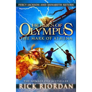 Mark of Athena (Heroes of Olympus Book 3) (BOK)