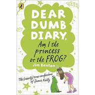 Dear Dumb Diary: Am I the Princess or the Frog? (BOK)