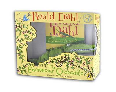 The Enormous Crocodile: Book and Toy Gift Set (BOK)