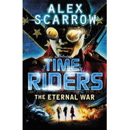 TimeRiders: The Eternal War (Book 4) (BOK)