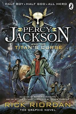 Percy Jackson and the Titan's Curse: The Graphic Novel (Book (BOK)