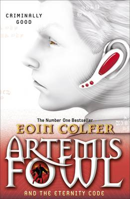 Artemis Fowl and the Eternity Code (BOK)