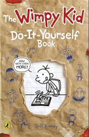Diary of a Wimpy Kid: Do-It-Yourself Book (BOK)