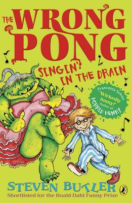 Wrong Pong: Singin' in the Drain (BOK)