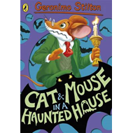 Geronimo Stilton: Cat and Mouse in a Haunted House (BOK)