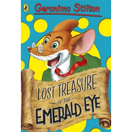 Lost Treasure of the Emerald Eye (BOK)