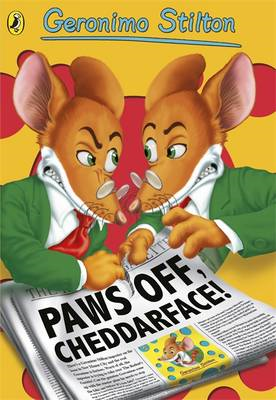 Paws off, Cheddarface! (BOK)