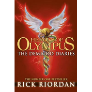 The Demigod Diaries (BOK)