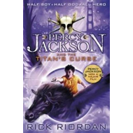 Percy Jackson and the titan's curse - book 3 (BOK)