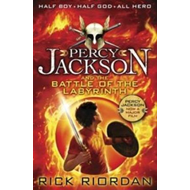 Produktbilde for Percy Jackson and the Battle of the Labyrinth (Book 4) (BOK)