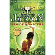 Percy Jackson and the Sea of Monsters (Book 2) (BOK)