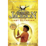 Percy Jackson and the last olympian - book 5 (BOK)