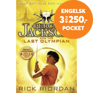 Produktbilde for Percy Jackson and the Last Olympian (Book 5) (BOK)