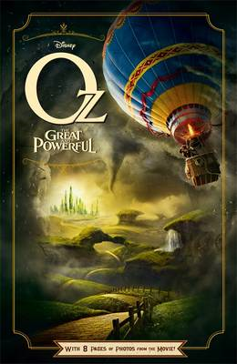 Oz the Great and Powerful (BOK)