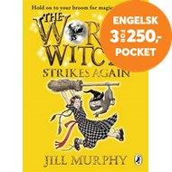 Produktbilde for The Worst Witch Strikes Again (BOK)