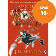 Produktbilde for A Bad Spell for the Worst Witch (BOK)
