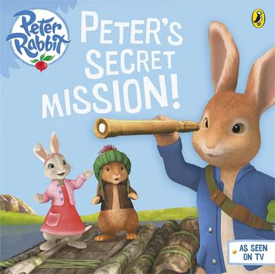 Peter Rabbit Animation: Peter's Secret Mission (BOK)
