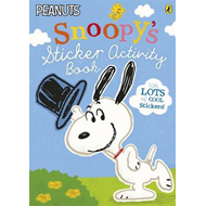 Peanuts: Snoopy's Sticker Activity Book (BOK)