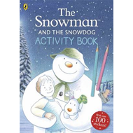 Snowman and The Snowdog Activity Book (BOK)