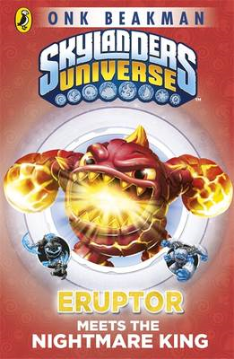 Skylanders Mask of Power: Eruptor Meets the Nightmare King (BOK)