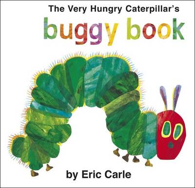 Very Hungry Caterpillar's Buggy Book (BOK)