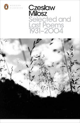 Selected and Last Poems 1931-2004 (BOK)