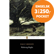 Produktbilde for Wuthering Heights (BOK)