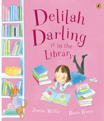 Delilah Darling is in the Library (BOK)