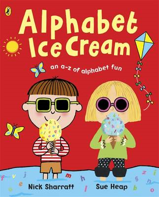 Alphabet Ice Cream (BOK)