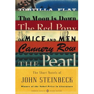 Short Novels of John Steinbeck (Penguin Classics Deluxe Edit (BOK)