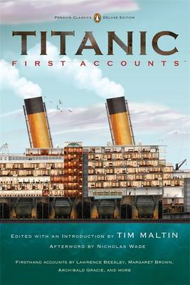Titanic: First Accounts (BOK)