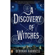 A discovery of witches (BOK)