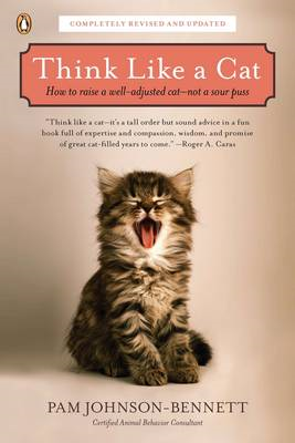 Think Like a Cat (BOK)