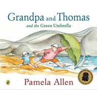 Grandpa and Thomas and the Green Umbrella (BOK)