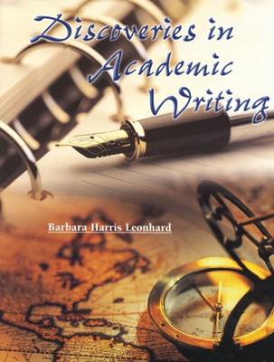 Discoveries in Academic Writing (BOK)