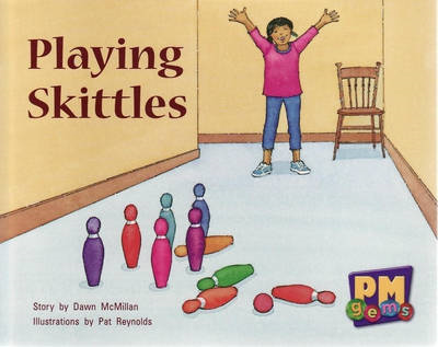 Playing Skittles PM Gems Blue Levels 9,10,11 (BOK)