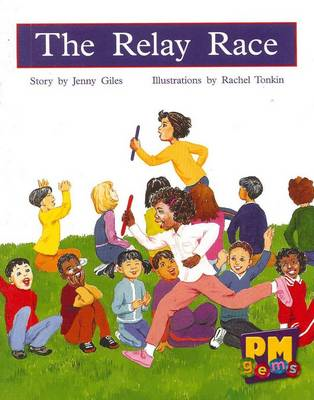The Relay Race PM Gems Levels 12,13,14 Green (BOK)
