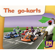 The Go-karts PM Magenta Starters Two (BOK)