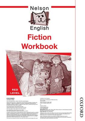 Nelson English - Red Level Fiction Workbook (BOK)