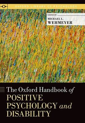 Oxford Handbook of Positive Psychology and Disability (BOK)