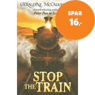 Produktbilde for Stop the Train (BOK)