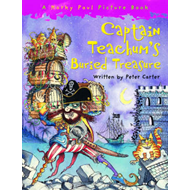 Captain Teachum's Buried Treasure (BOK)